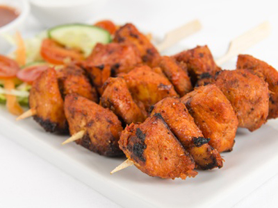 POULET TANDOORI TRADITIONNEL