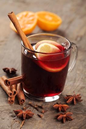 REC. BOISSON - Vin chaud aux épices