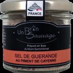 Sel de Guérande au Piment de Cayenne pot