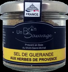 Sel de Guérande aux Herbes de Provence pot
